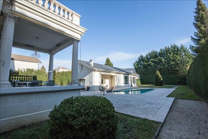 Vente de prestige maison / villa Oyonnax 599000€ - Photo 4