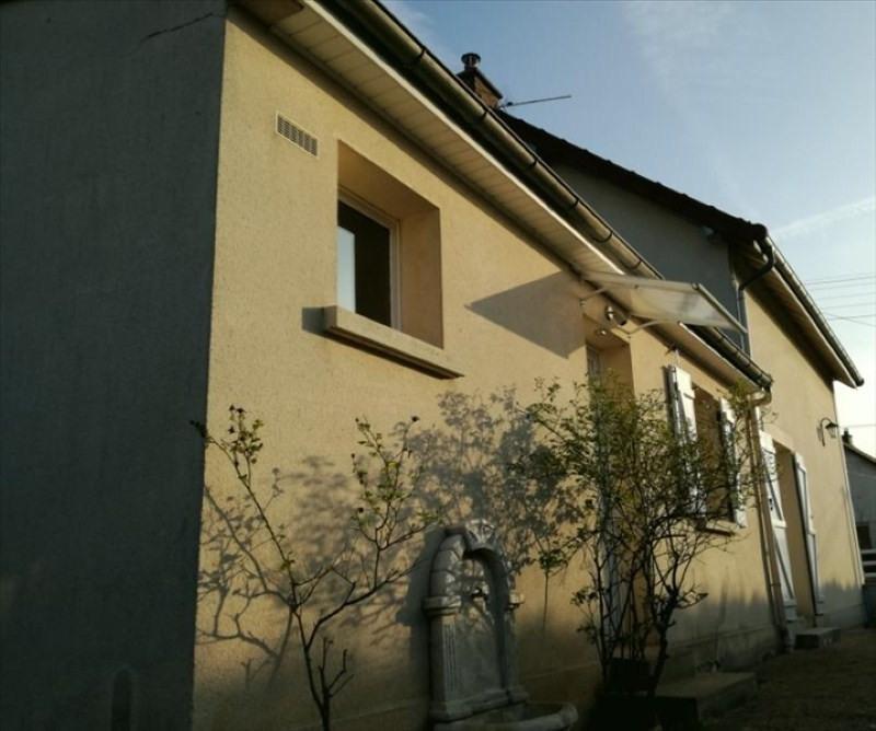 Sale house / villa Thourotte 151000€ - Picture 1