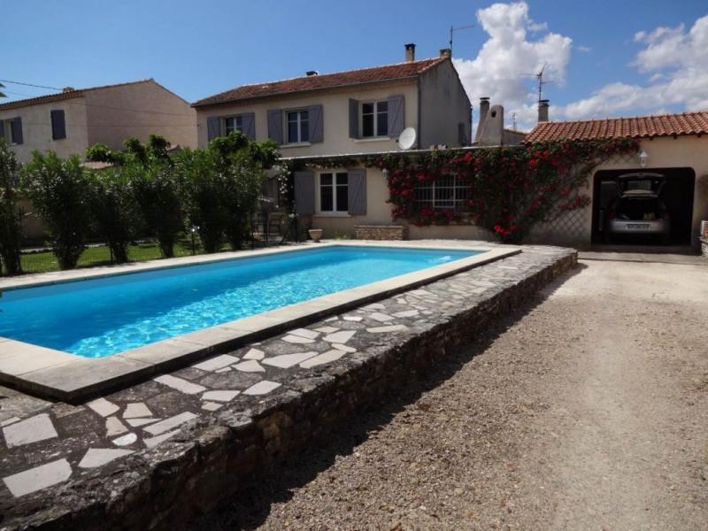 Vente maison / villa Entraigues sur la sorgue 319000€ - Photo 1