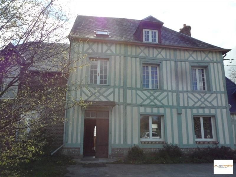 Vente maison / villa Yvetot 190800€ - Photo 2