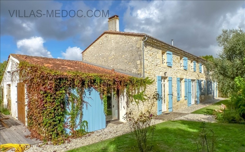 Vente maison / villa Queyrac 441 000€ - Photo 4