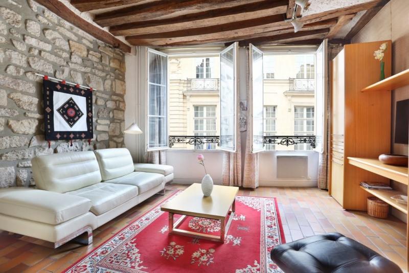 Vente de prestige appartement Paris 4ème 535000€ - Photo 3