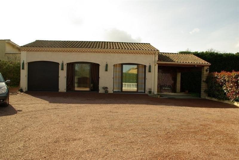 Sale house / villa Montlieu la garde 272000€ - Picture 2
