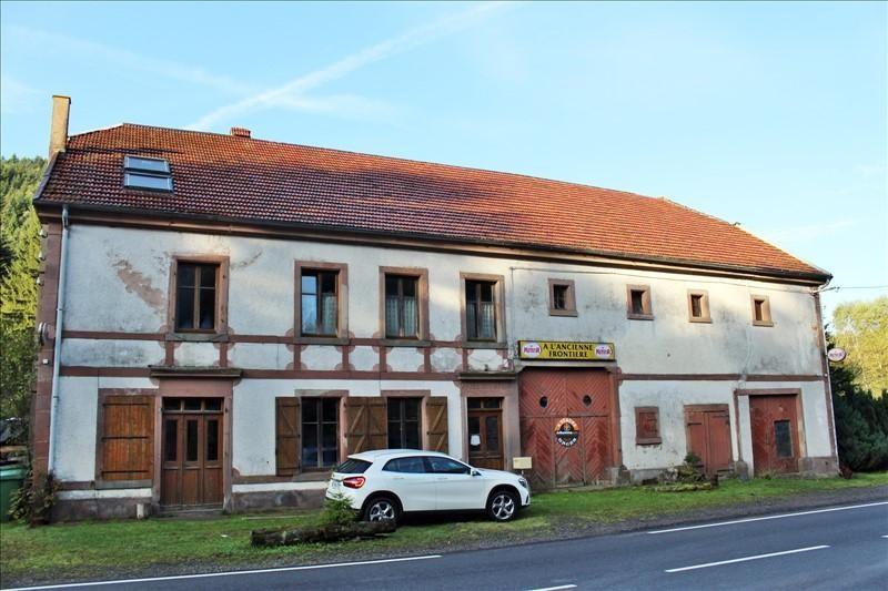 Sale building Saulxures 97200€ - Picture 1