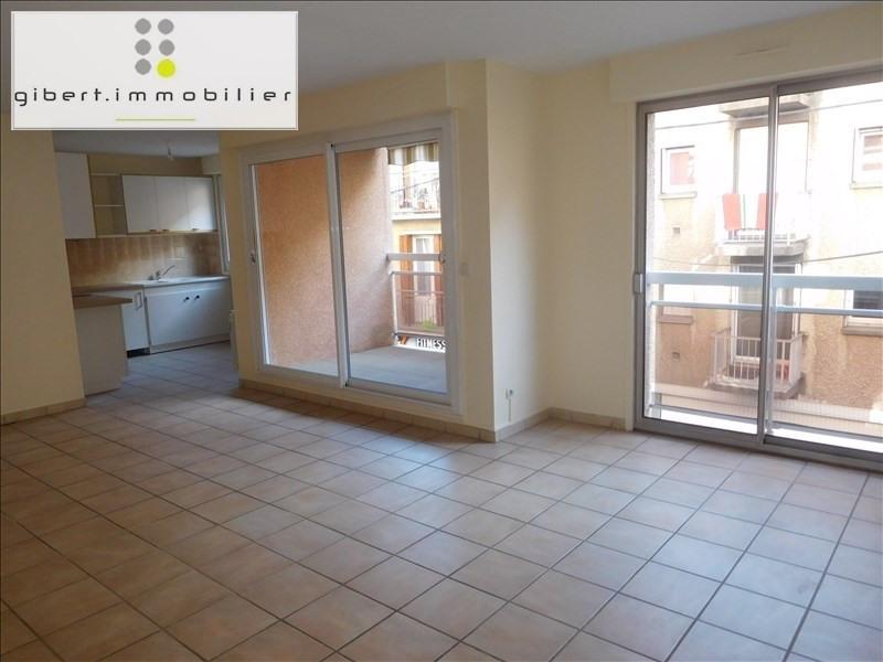 Location appartement Le puy en velay 569,75€ CC - Photo 3