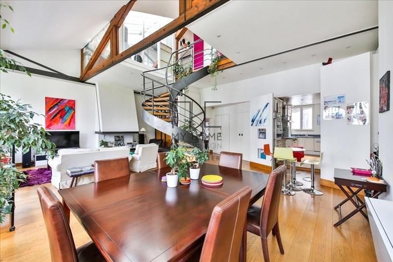 Vente de prestige loft/atelier/surface Paris 17ème 1750000€ - Photo 5