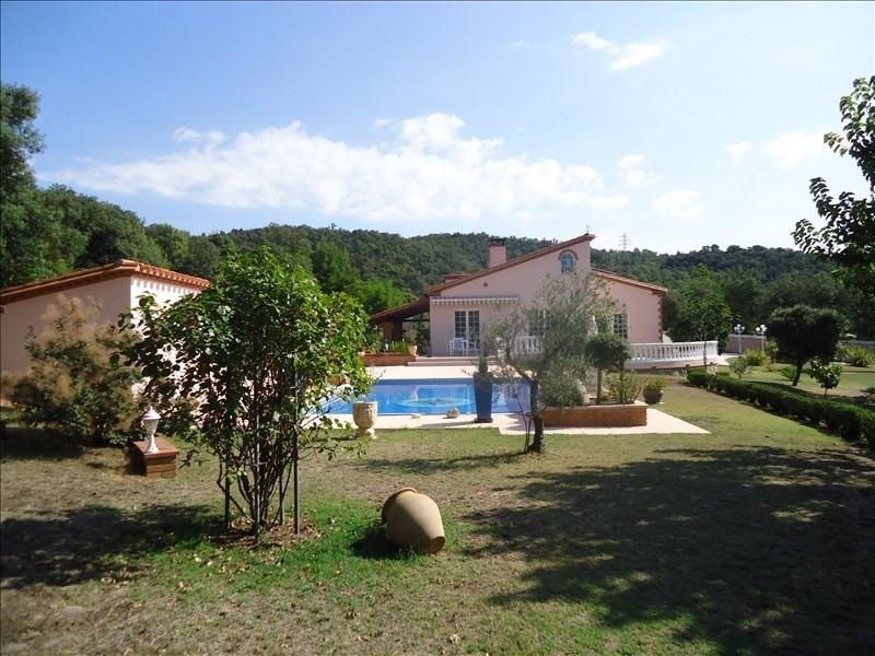 Vente de prestige maison / villa Reynes 720000€ - Photo 2