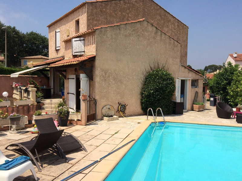 Sale house / villa Six fours les plages 475000€ - Picture 2