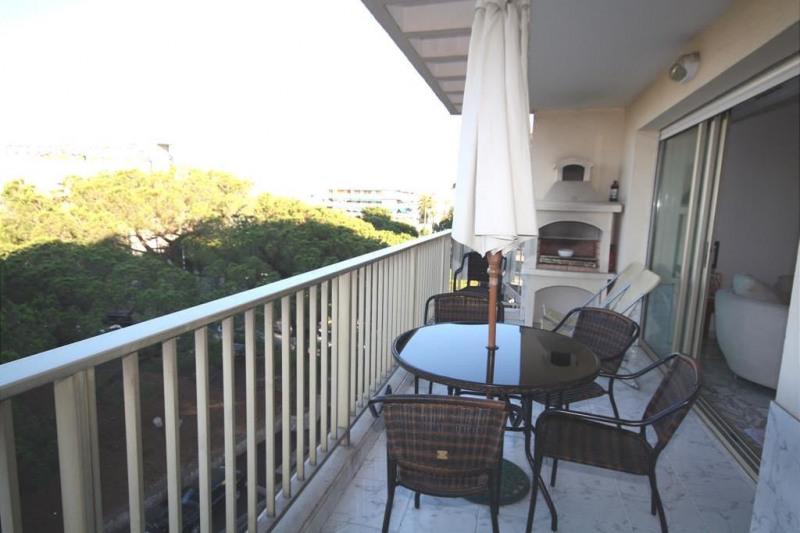 Sale apartment Juan-les-pins 590000€ - Picture 4