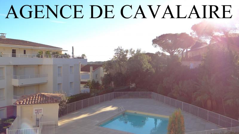 Appartement T 2 à Cavalaire dans résidence avec piscine