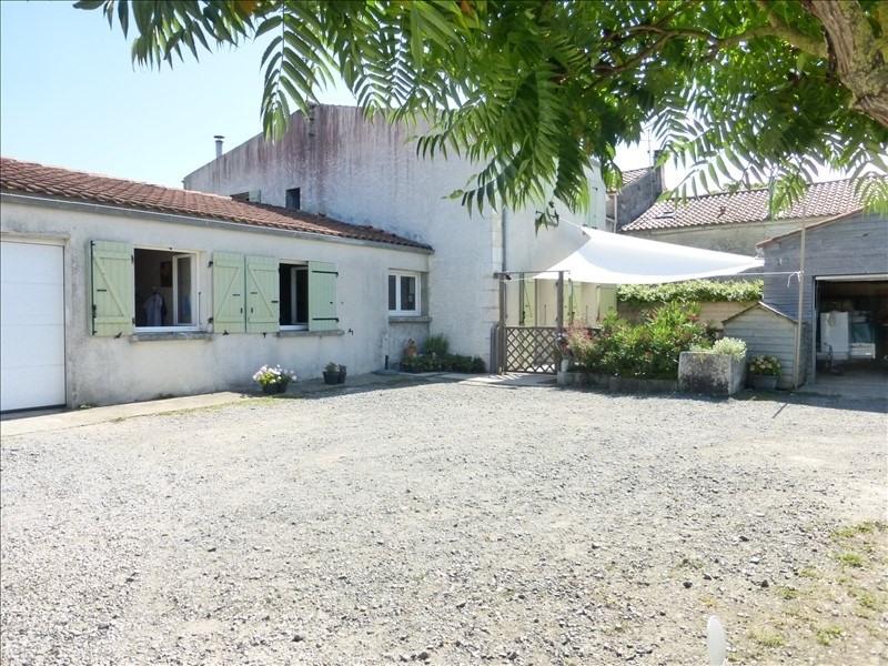 Vente maison / villa Le thou 186000€ - Photo 1