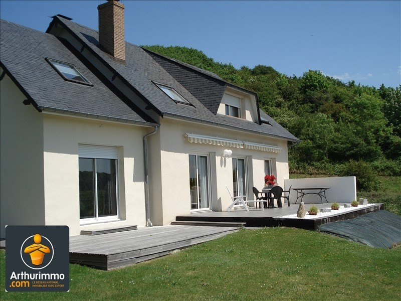Sale house / villa Fecamp 374 500€ - Picture 1
