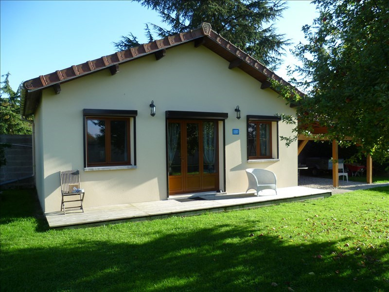 Vente maison / villa Mouroux 353 000€ - Photo 2