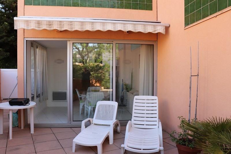 Location vacances appartement Cavalaire sur mer 550€ - Photo 1
