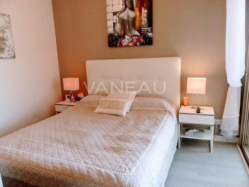 Vente de prestige appartement Juan-les-pins 265000€ - Photo 4