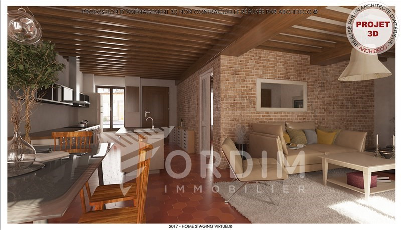 Vente maison / villa Charny 56 000€ - Photo 3