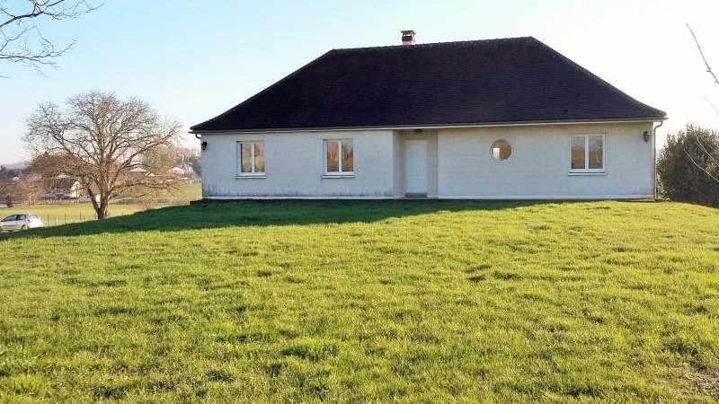 Sale house / villa Sancergues 220000€ - Picture 1