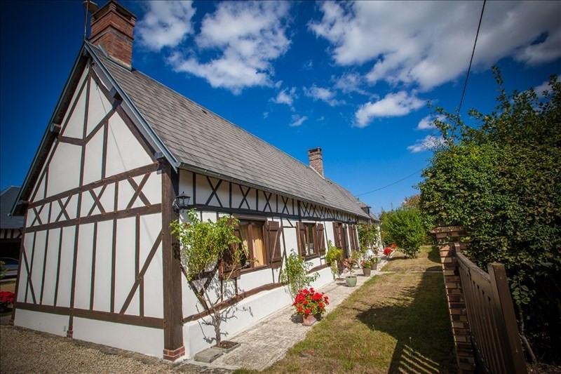Vente maison / villa Breteuil sur iton 243000€ - Photo 1