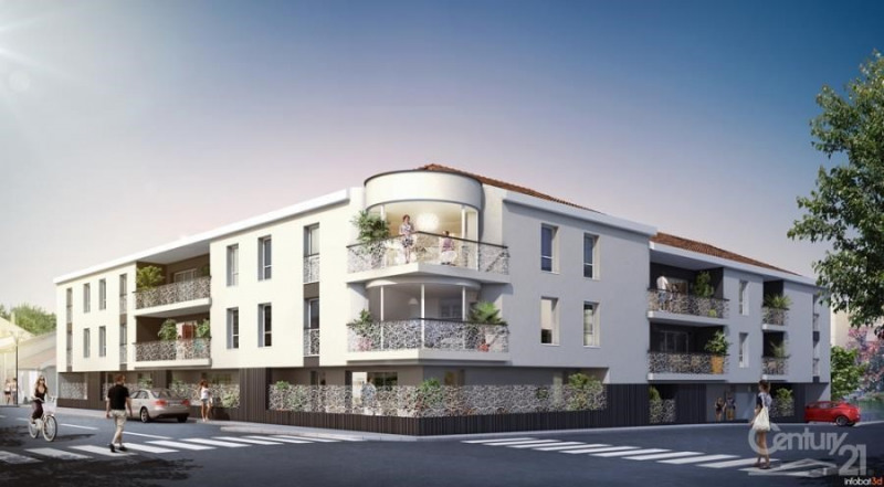 Vente appartement Sathonay camp 221430€ - Photo 1