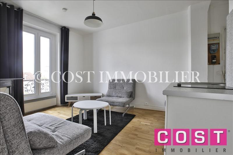 Vente appartement Asnieres sur seine 165000€ - Photo 1