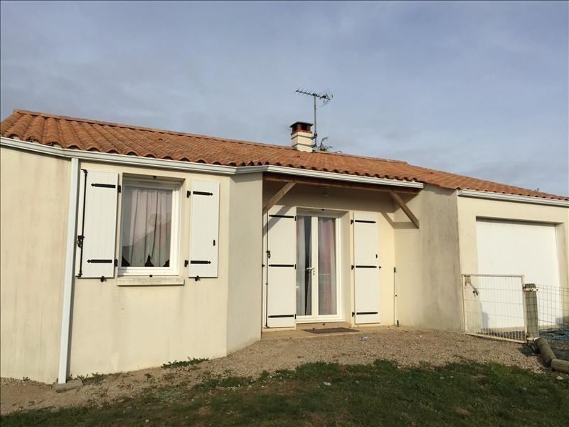 Sale house / villa St hilaire la foret 140400€ - Picture 1