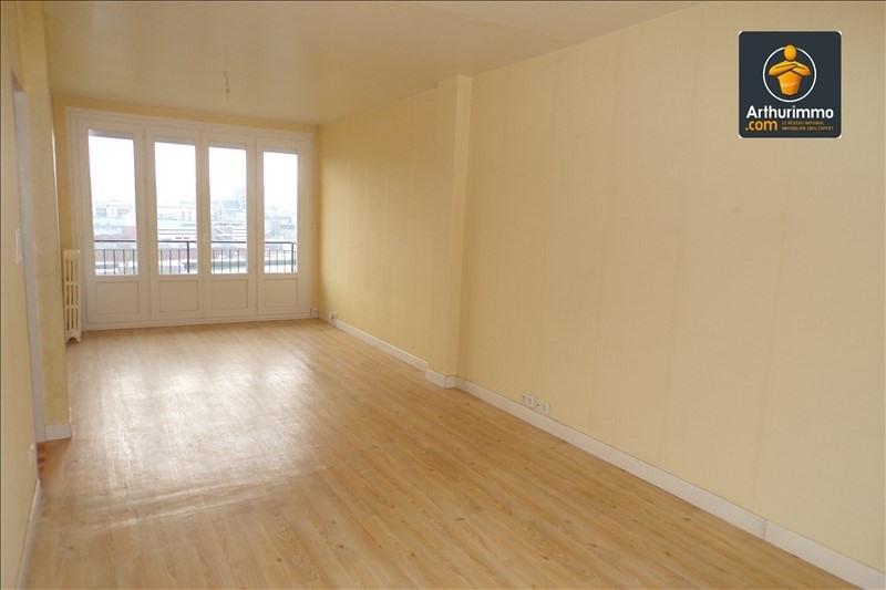 Sale apartment Fecamp 92600€ - Picture 1