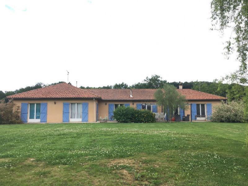 Sale house / villa Riscle 215000€ - Picture 1