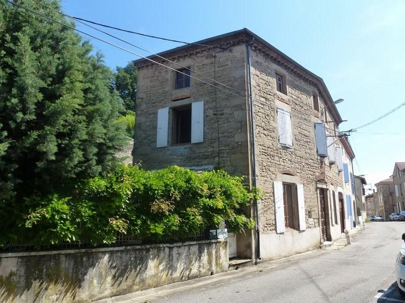 Vente maison / villa La motte de galaure 159000€ - Photo 1