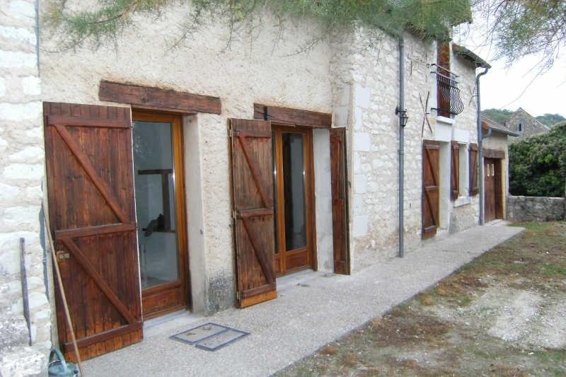 Location maison / villa Monthoiron 550€ CC - Photo 1