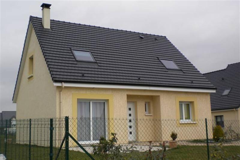Maison  4 pièces + Terrain 746 m² Anglesqueville l'Esneval (76280) par EXTRACO CREATION