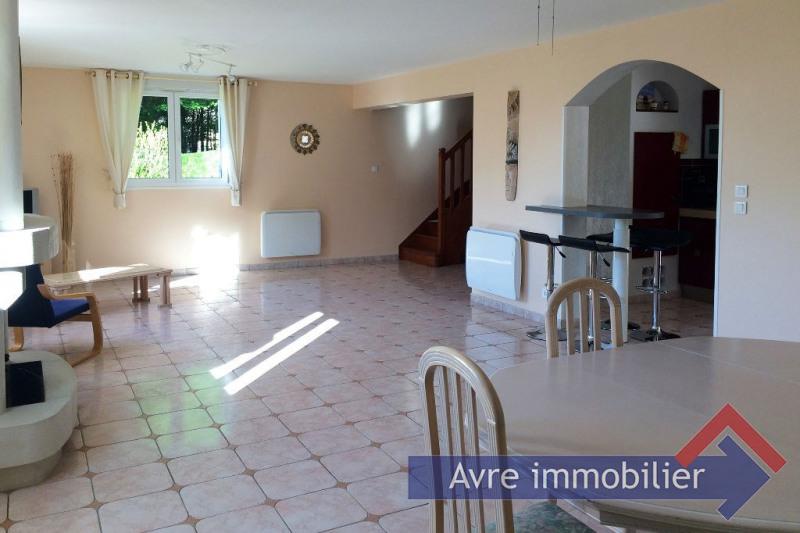Sale house / villa Verneuil d avre et d iton 243000€ - Picture 3