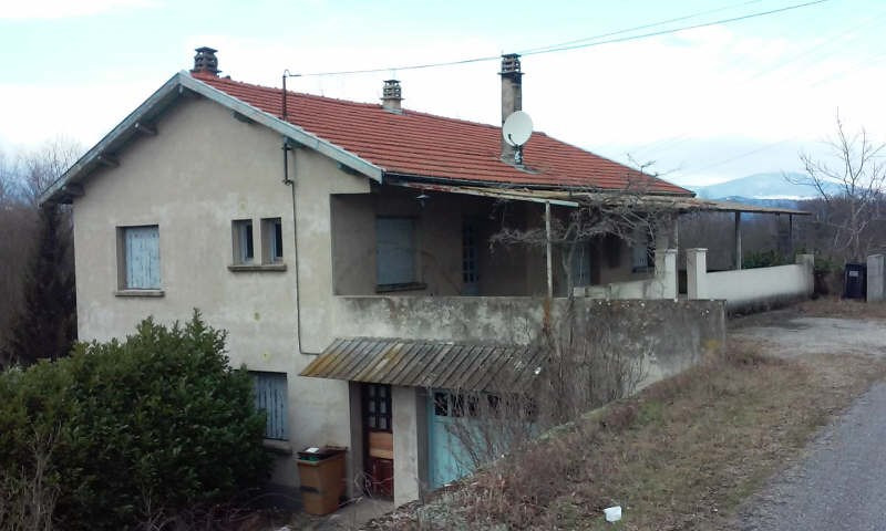 Vente maison / villa St maurice l exil 100000€ - Photo 1