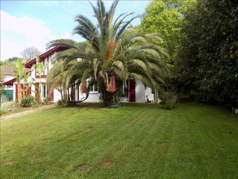 Vente maison / villa Espelette 455000€ - Photo 1