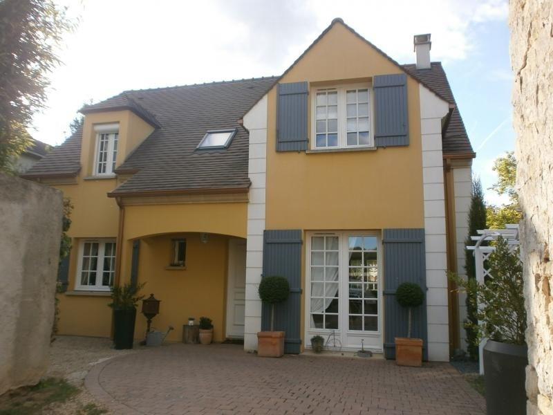 Vente maison / villa Orgeval 496000€ - Photo 8