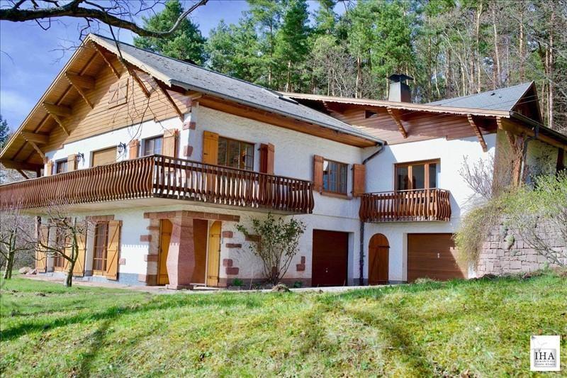 Vente de prestige maison / villa Labaroche 624000€ - Photo 1
