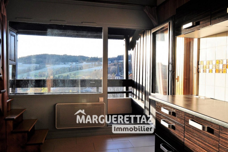 Vente appartement Bogève 88 000€ - Photo 10