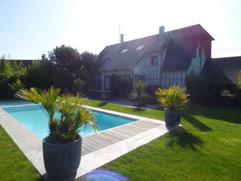 Venta de prestigio  casa Villers sur mer 725000€ - Fotografía 5