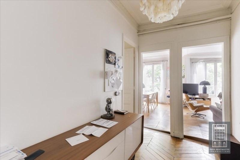 Vente appartement Paris 18ème 866000€ - Photo 8