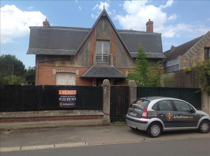 Vente maison / villa St quentin 118000€ - Photo 1