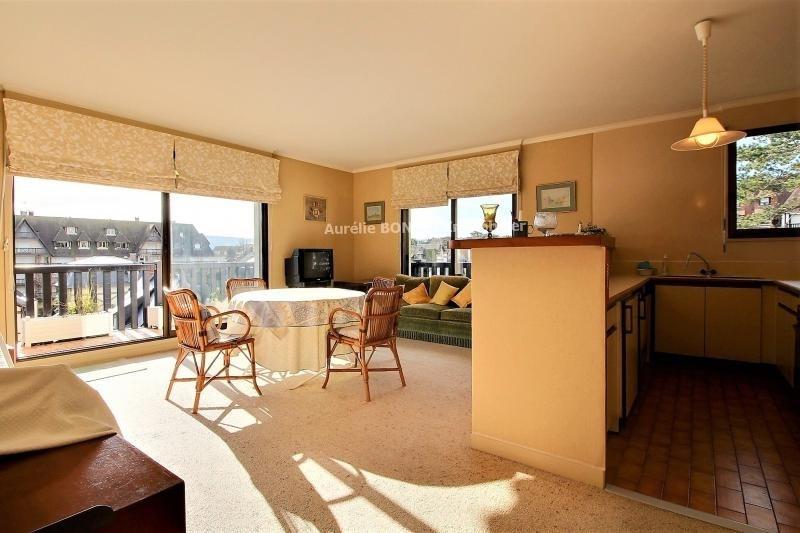 Sale apartment Deauville 413000€ - Picture 1