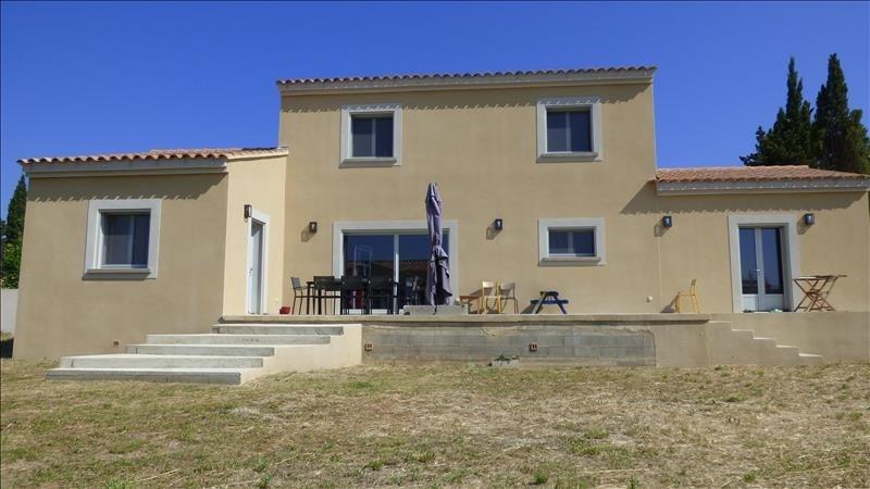 Vente maison / villa Beaumes de venise 440000€ - Photo 12