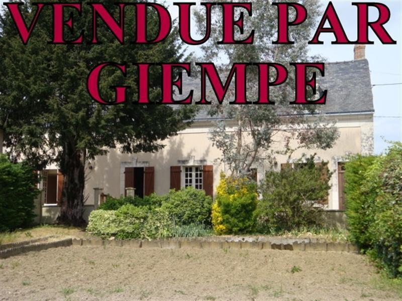 Vente maison / villa Jarzé 150000€ - Photo 1