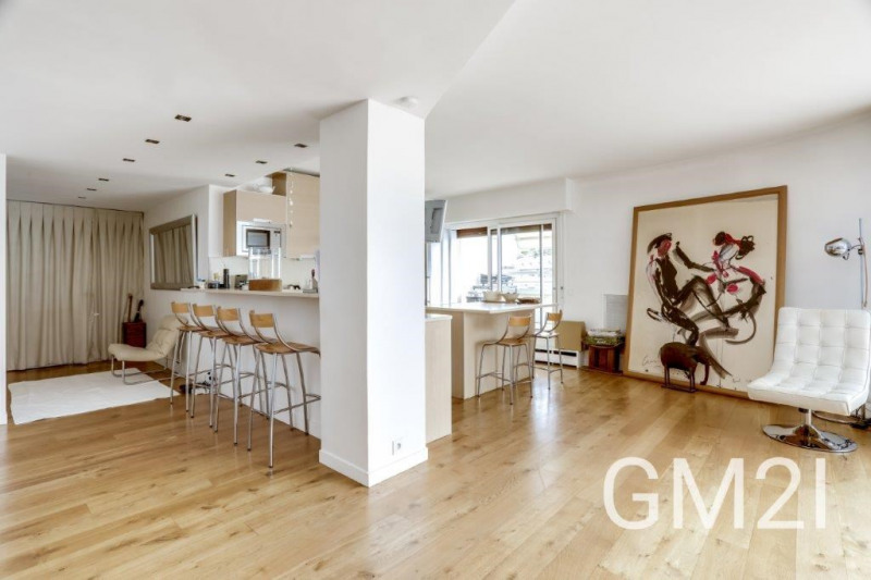 Vente de prestige appartement Paris 16ème 2300000€ - Photo 1