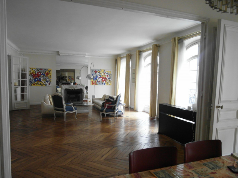 Rental apartment Paris 16ème 6 500€ CC - Picture 1