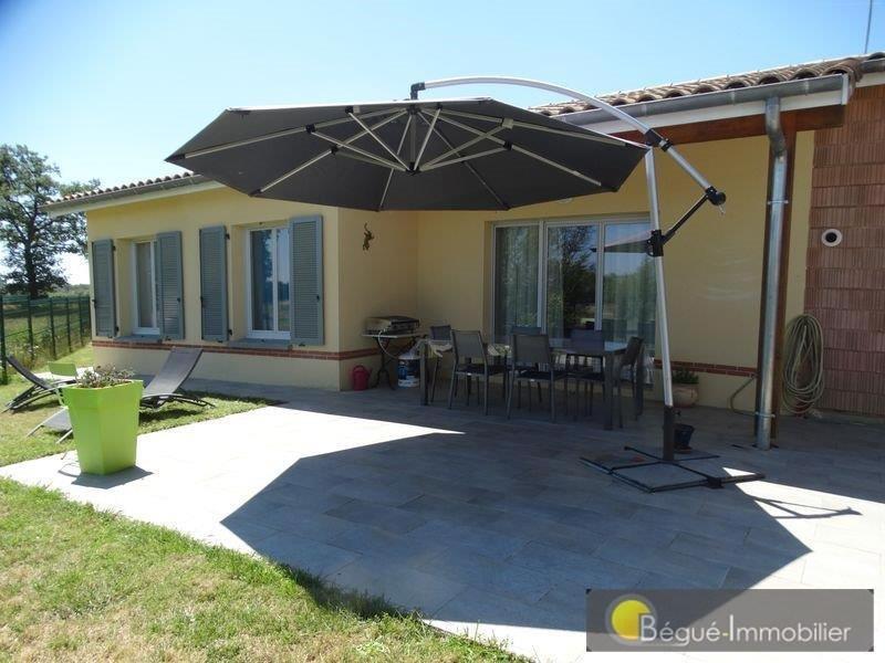 Vente maison / villa Fontenilles 277000€ - Photo 1