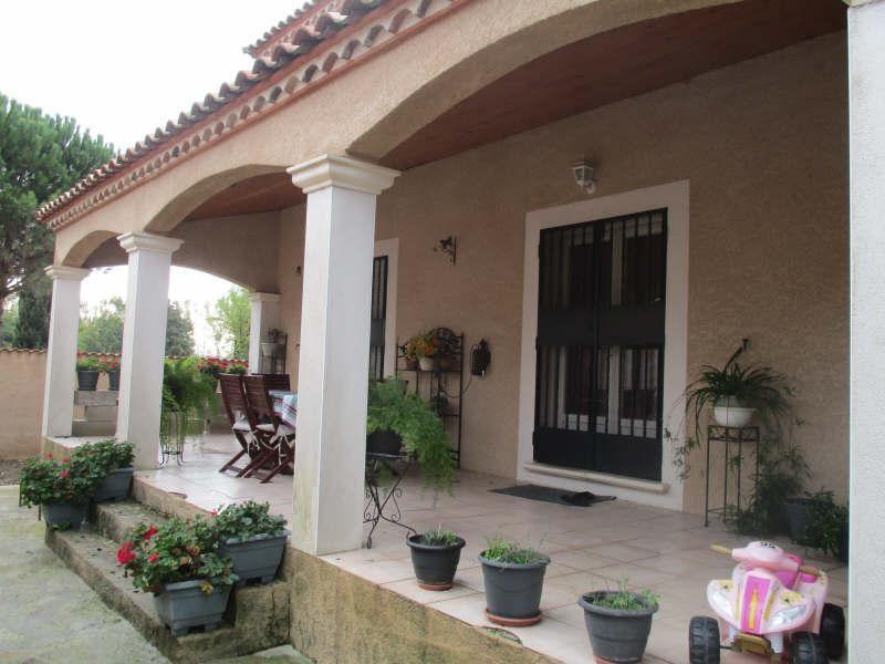 Vente maison / villa Milhaud 344000€ - Photo 1
