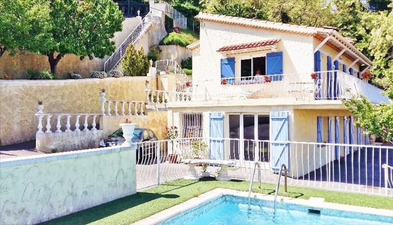 Deluxe sale house / villa Colomars 595000€ - Picture 2