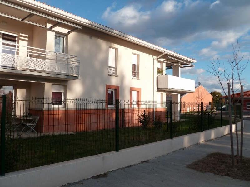 Rental apartment Aussonne 602€ CC - Picture 1