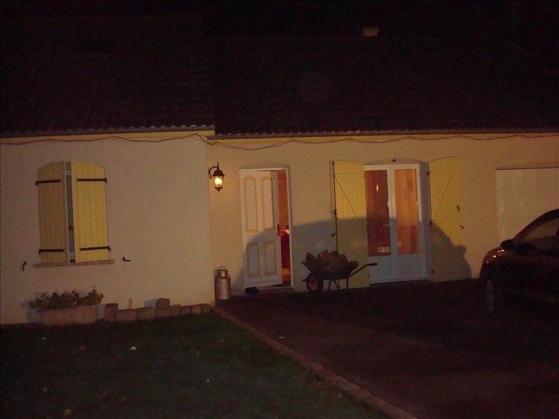 Vente maison / villa La guerche sur l aubois 171000€ - Photo 1