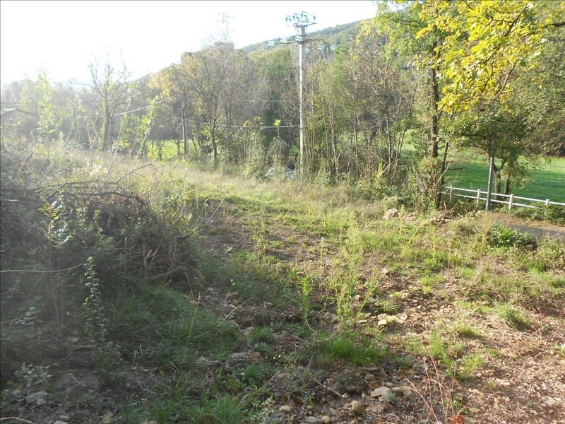 Sale site Lodeve 72 000€ - Picture 1